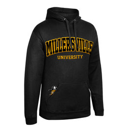 Premium Millersville University Hood With Marauder Logo SALE!