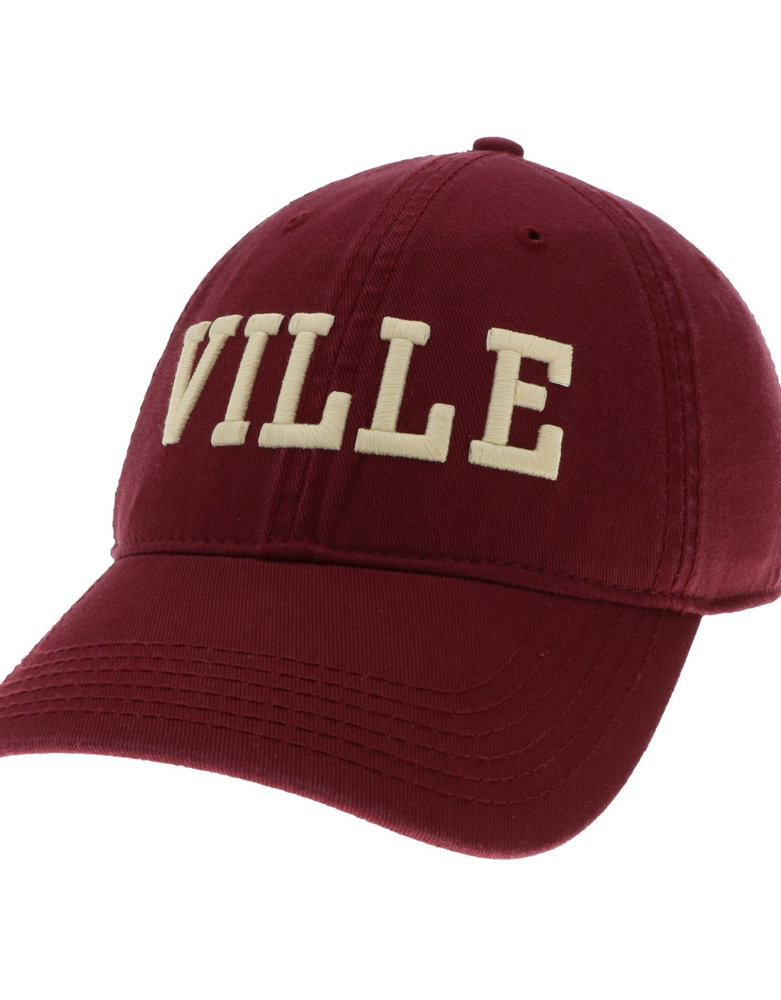 Burgandy Ville Cap