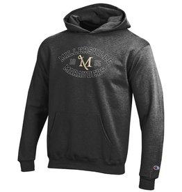 Champion Powerblend Youth Hooded Sweatshirt