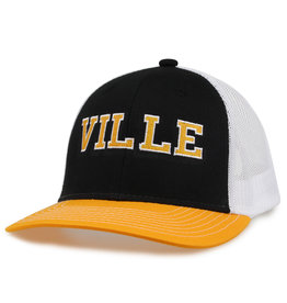 Black And Gold Ville Cap