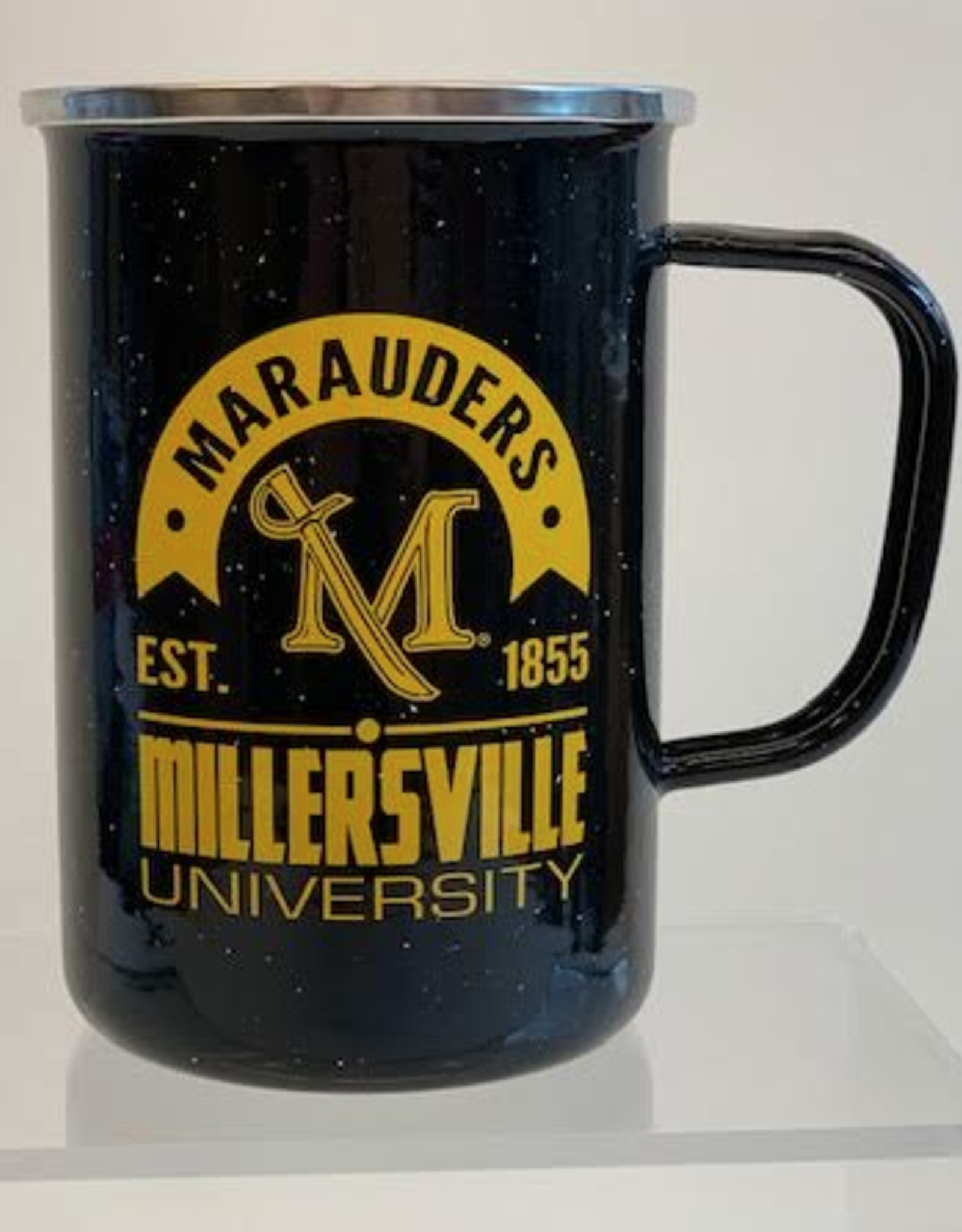 M Sword Stainless Mug