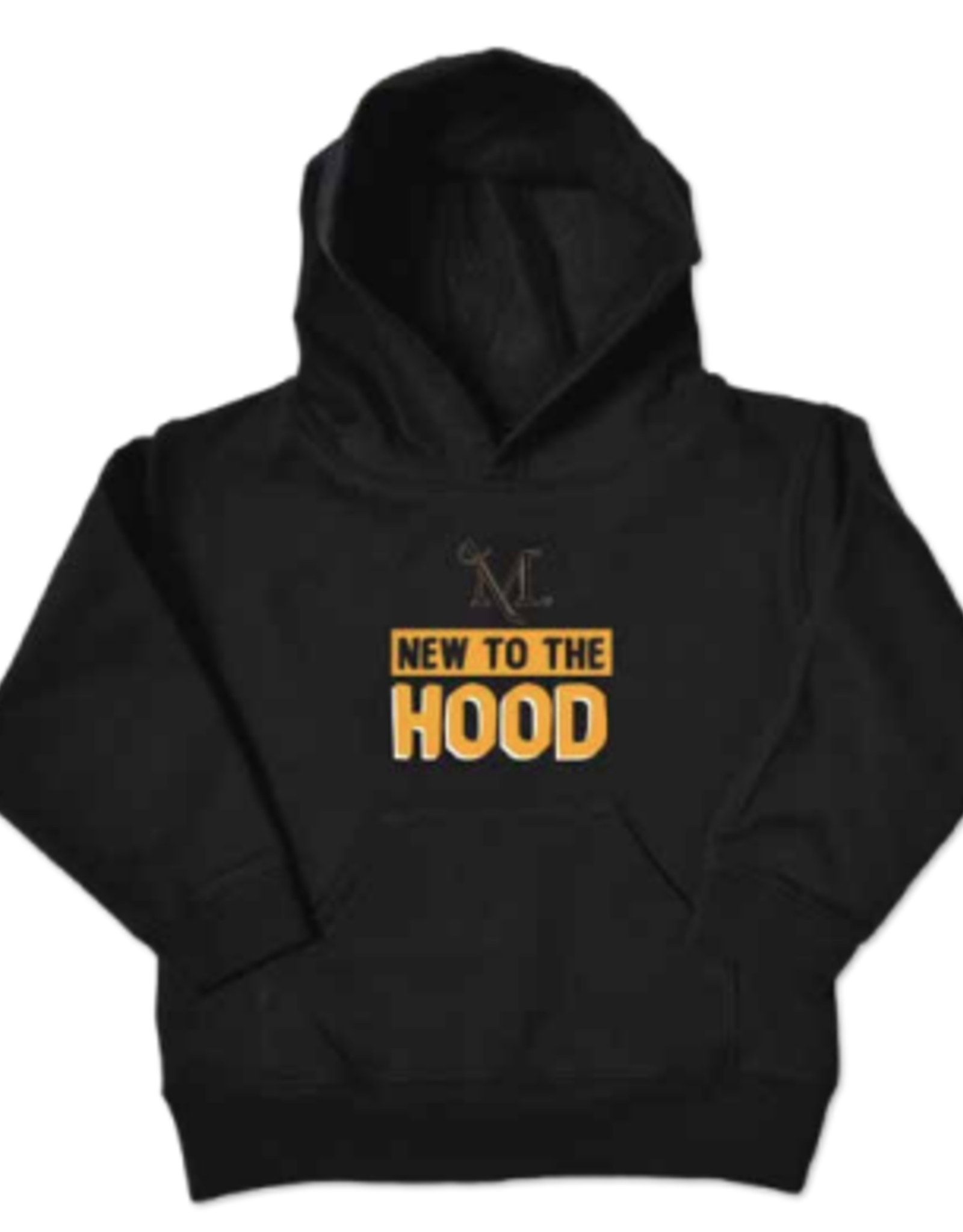 """New To The Hood"" Sweatshirt"