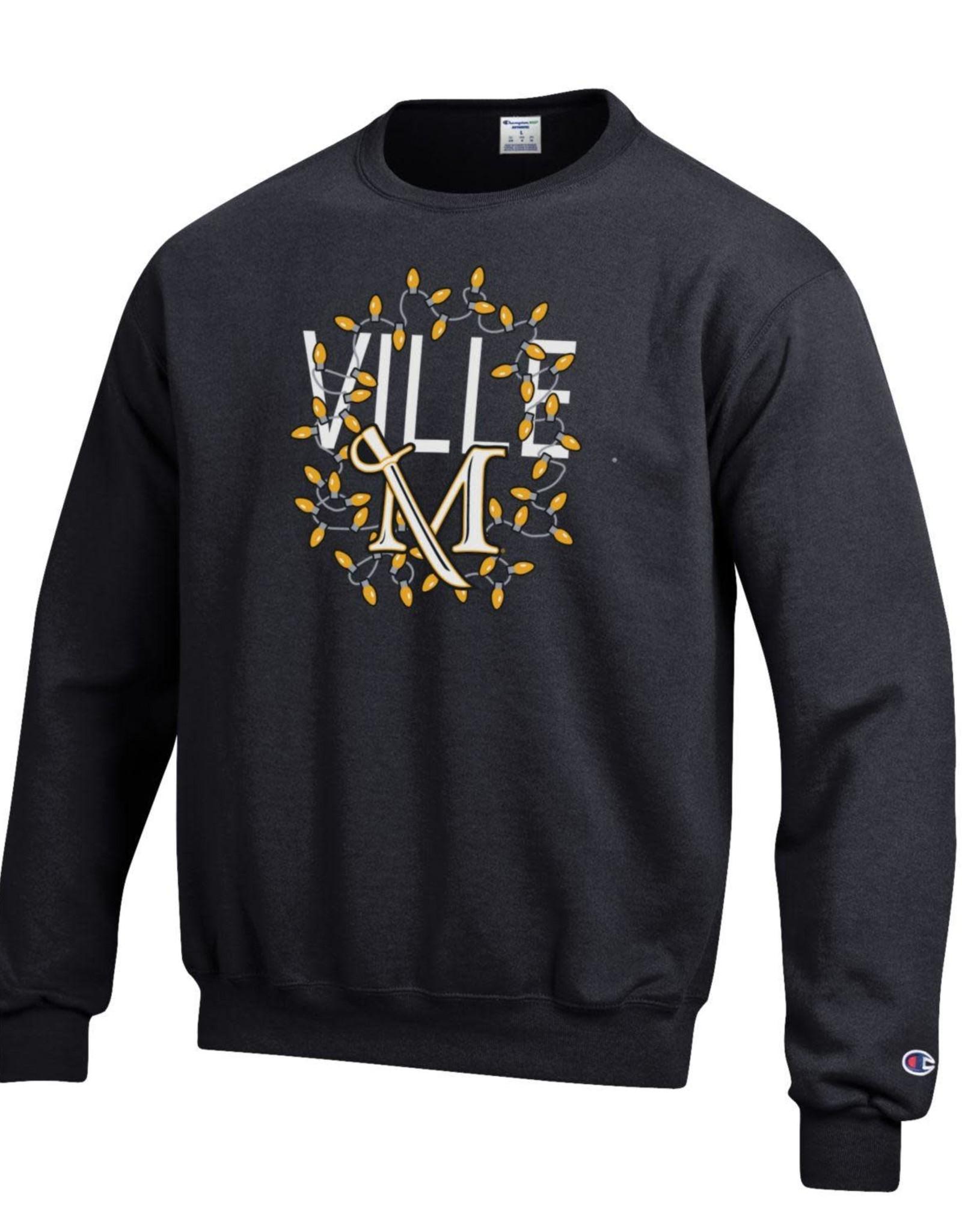 Champion Christmas Crewneck Sweatshirt
