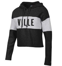 Champion Reverse Weave Crop Hood- Sale!