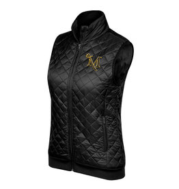 Women's Diamond Puffer Vest