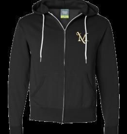 Black Full Zip Sweatshirt - Sale!