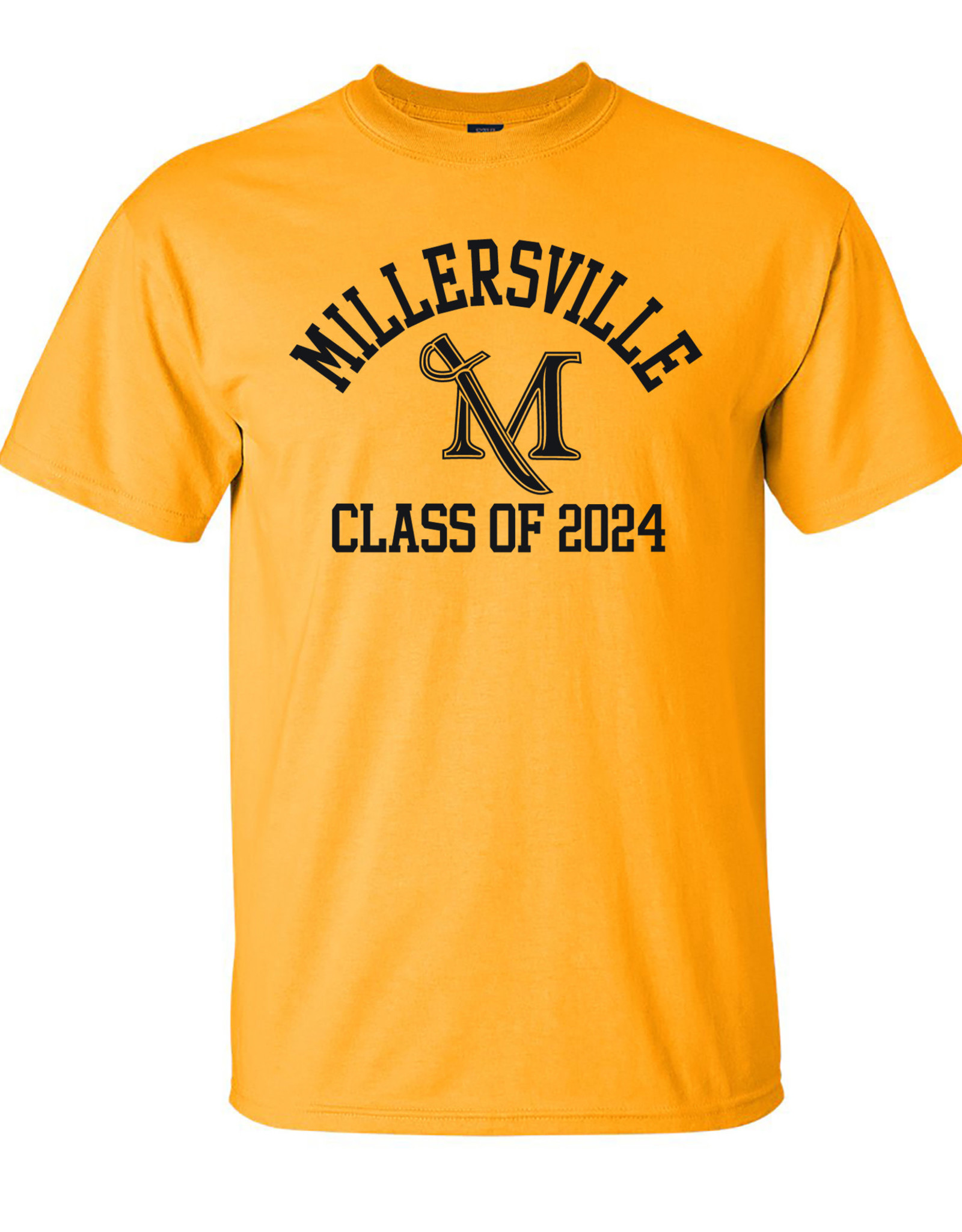 Class Of 2024 Tee Gold Sale!