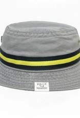 League Bucket Cap Grey