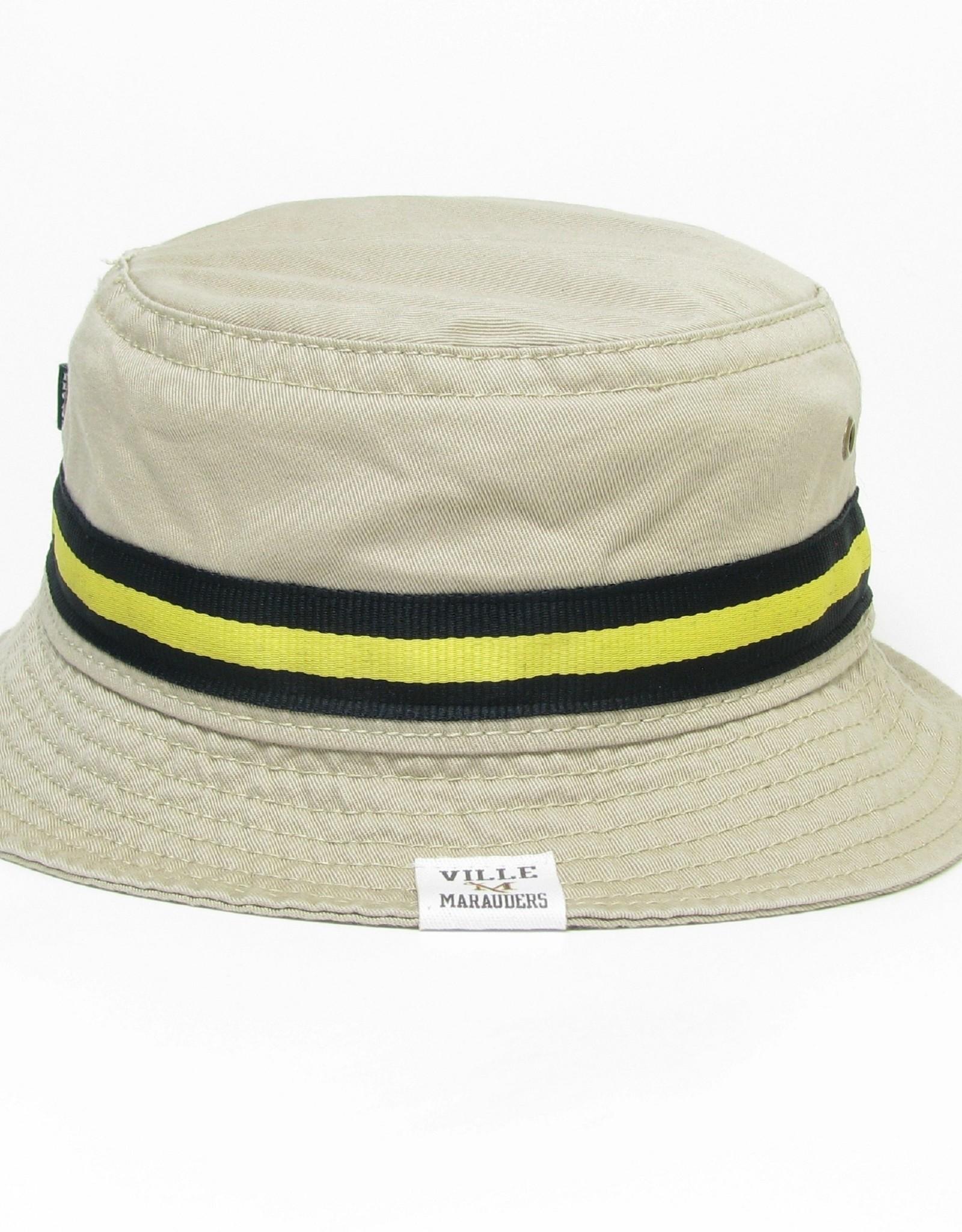 League Bucket Cap Khaki