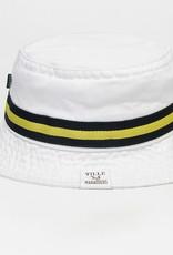 League Bucket Cap White