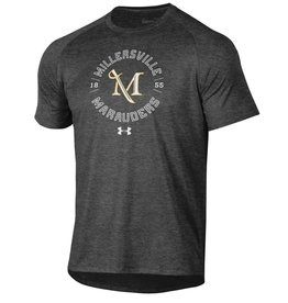Under Armour Ua 2020 Tech Tee Carbon Heather