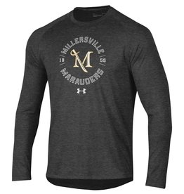 Under Armour Ua 2020 Ls Tech Tee Carbon Heather