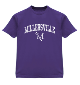 Purple Millersville Tee - Sale!