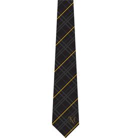 Striped Woven Oxford Tie