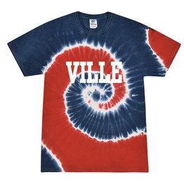 """""""Freedom"""" Tie Dye Ville Tee"""