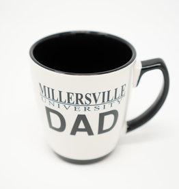 Millersville Dad Mug - White