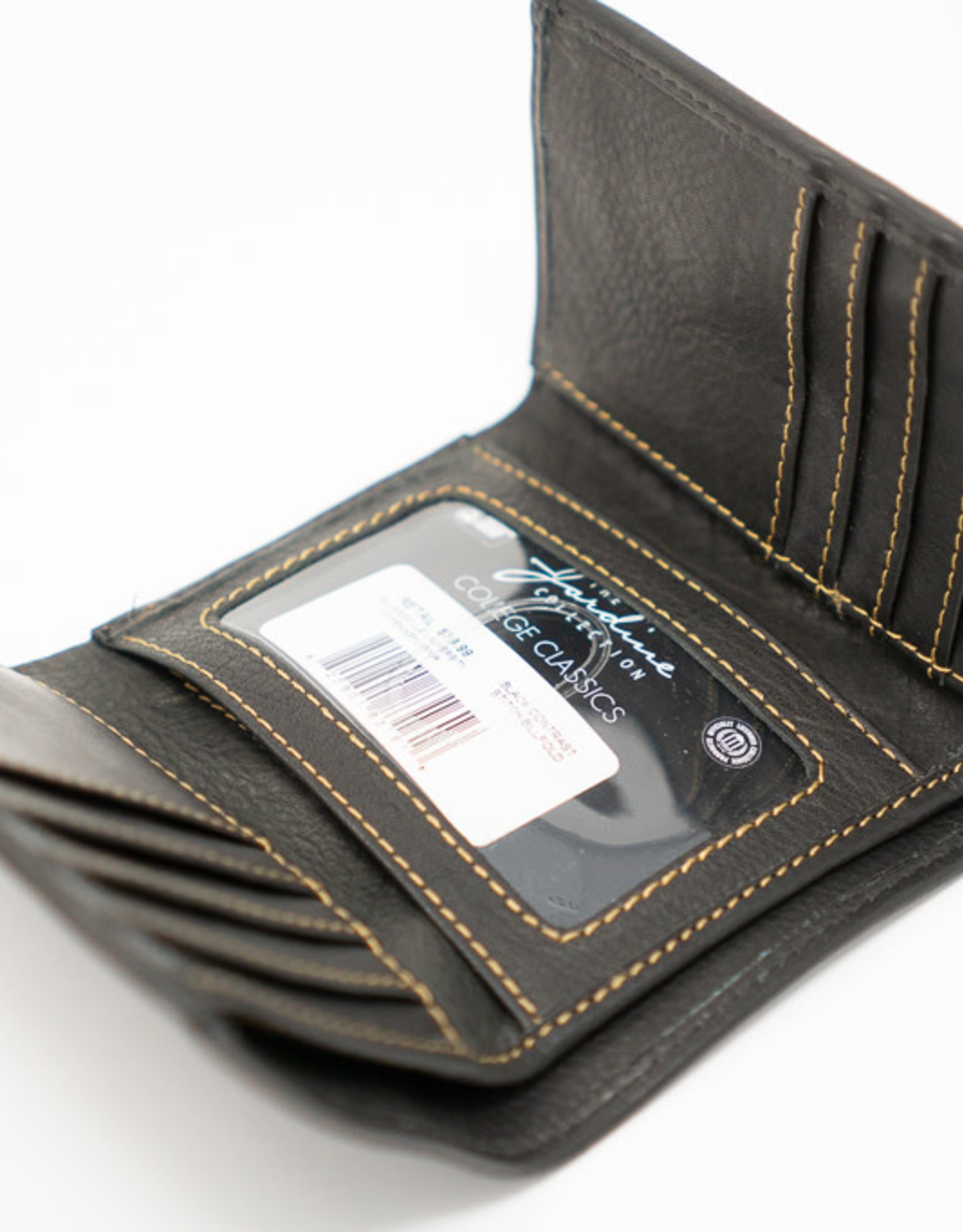 M Sword Billfold Wallet - Black