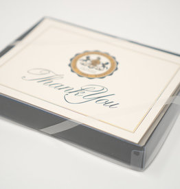 Millersville Seal Thank You Cards
