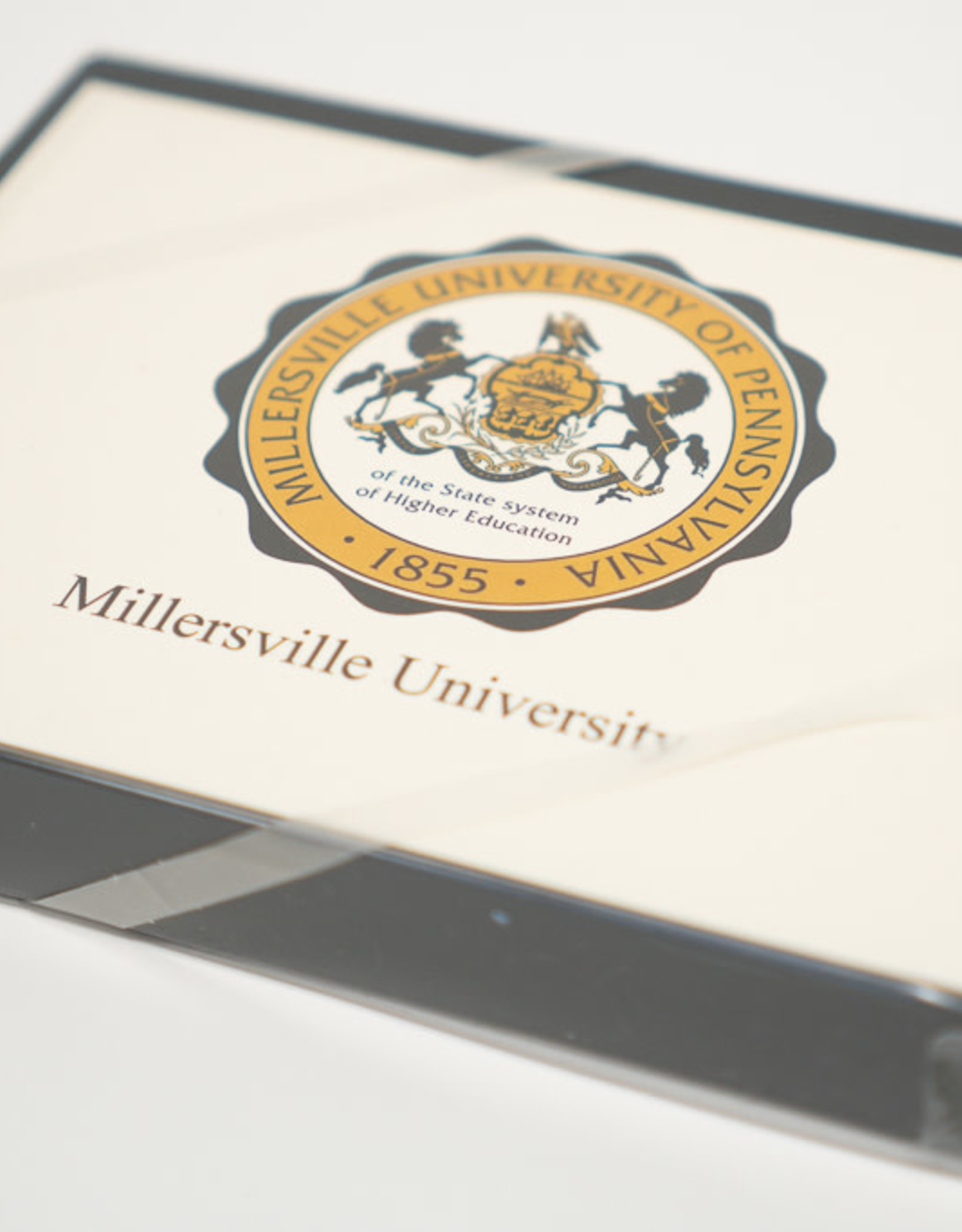 Millersville Seal Note Cards