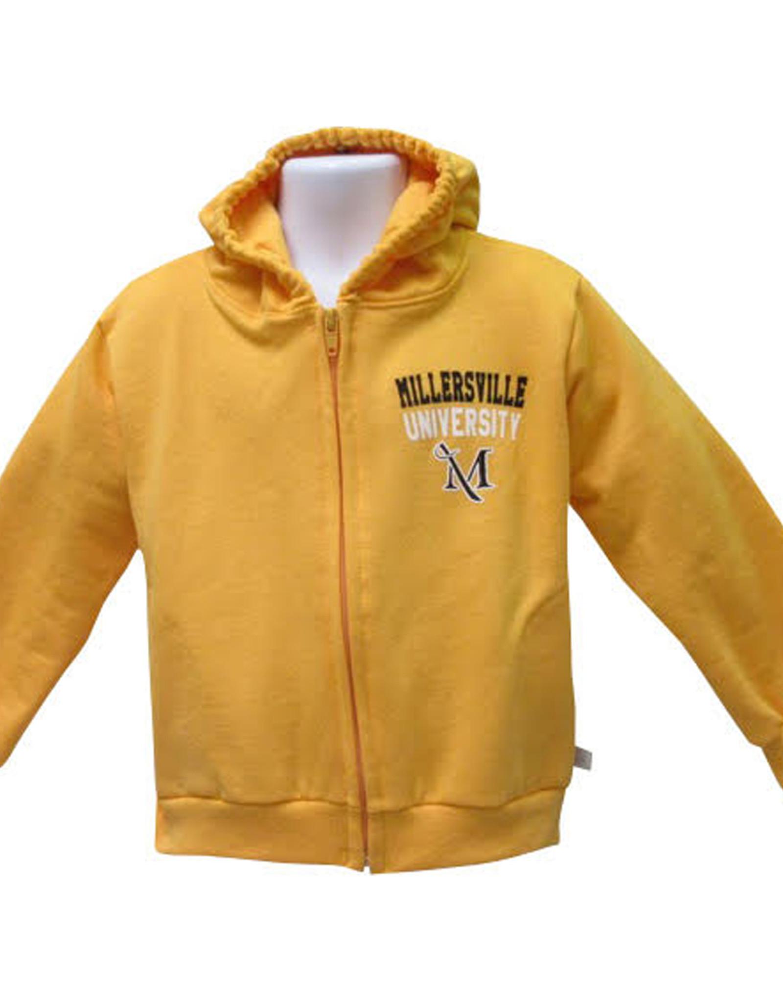 Gold Zip Hood Infant/Toddler Sale!