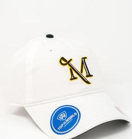 M Sword Cap - White