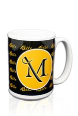 M Sword Large Mug