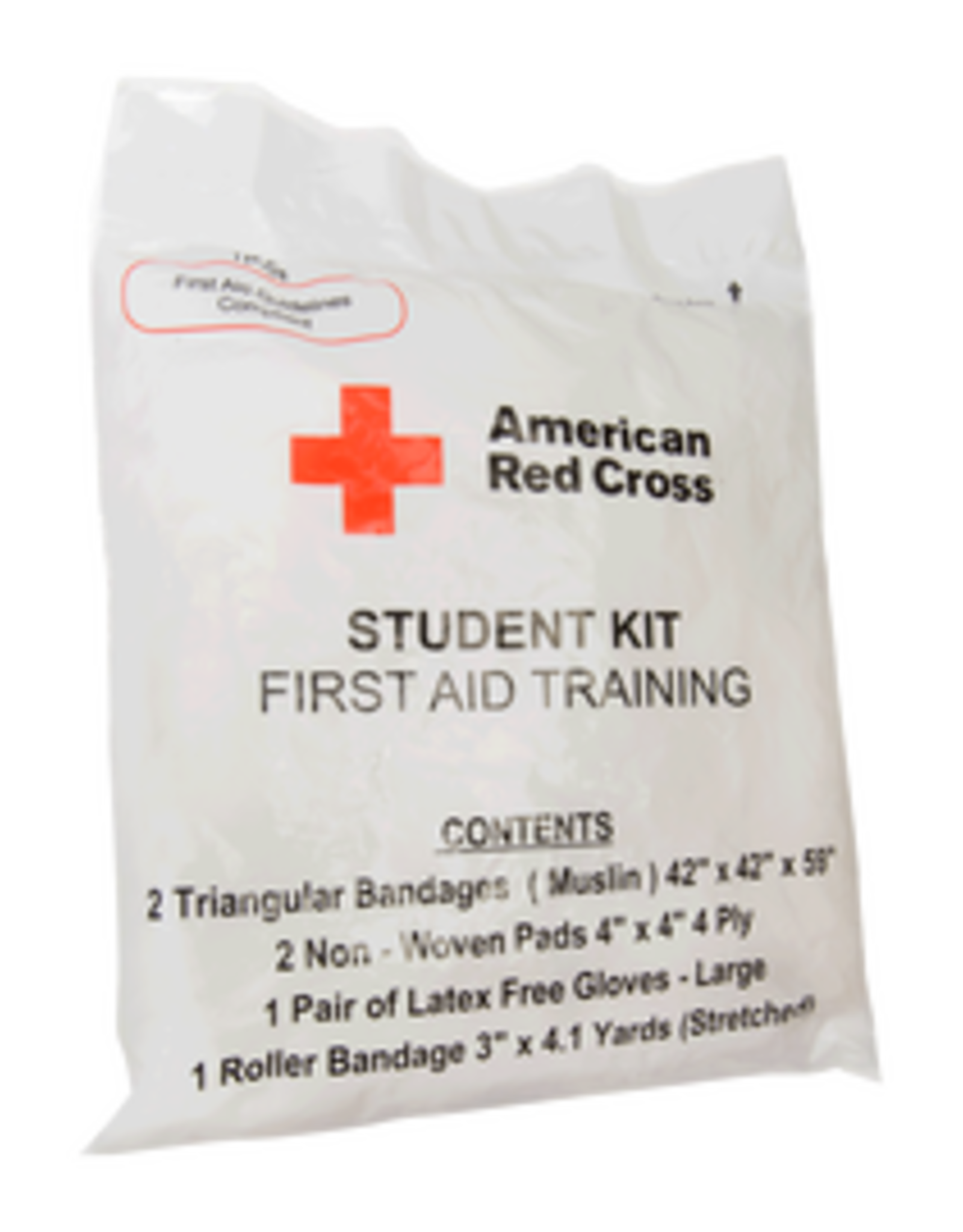 First Aid Training Student Kit