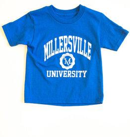 Toddler Short Sleeve Royal Blue Tee- Sale!