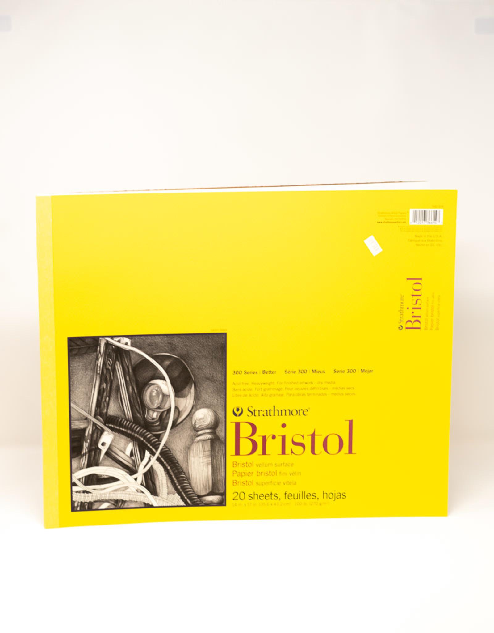 Strathmore Bristol Vellum 14X17