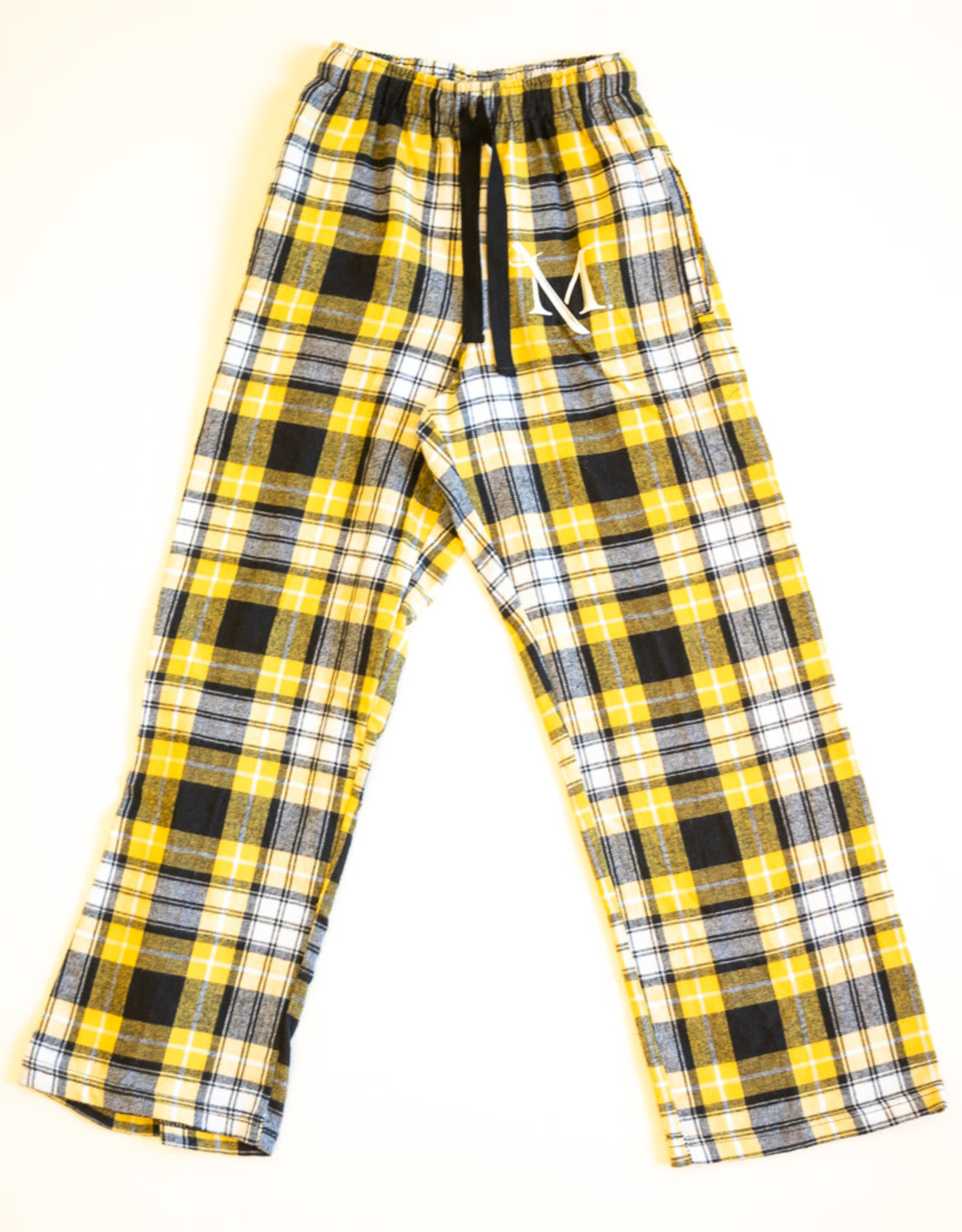 Youth Flannel Plaid Pants