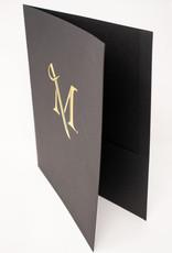 M Sword Folder W/ 2 Pockets