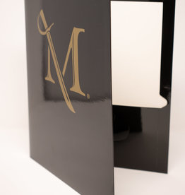 M Sword Folder - Black