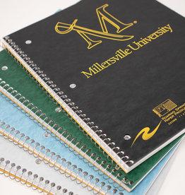 M Sword 1-Subject Notebook