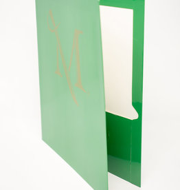 M Sword Folder - Green