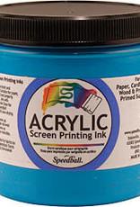 Speedball Acrylic Screen Printing Ink - White