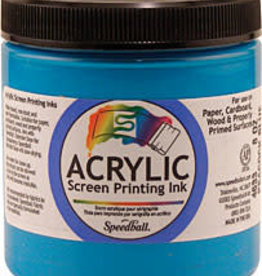 Speedball Acrylic Screen Printing Ink - White