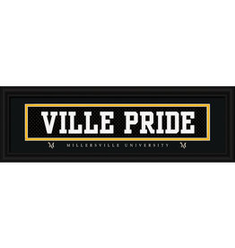 "Framed ""Ville Pride""-Sale!"