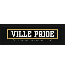 """Framed """"Ville Pride""""-Sale!"""