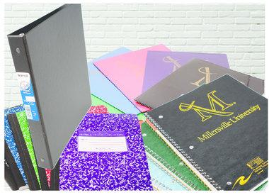 Binders and Folders