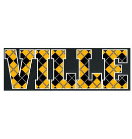 Ville Decal Argyle - Sale!