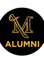 M Sword Alumni Magnet