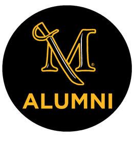 Alumni Button Magnet