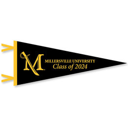 M Sword Class Of 2024 Pennant
