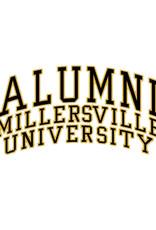 Alumni Static Decal