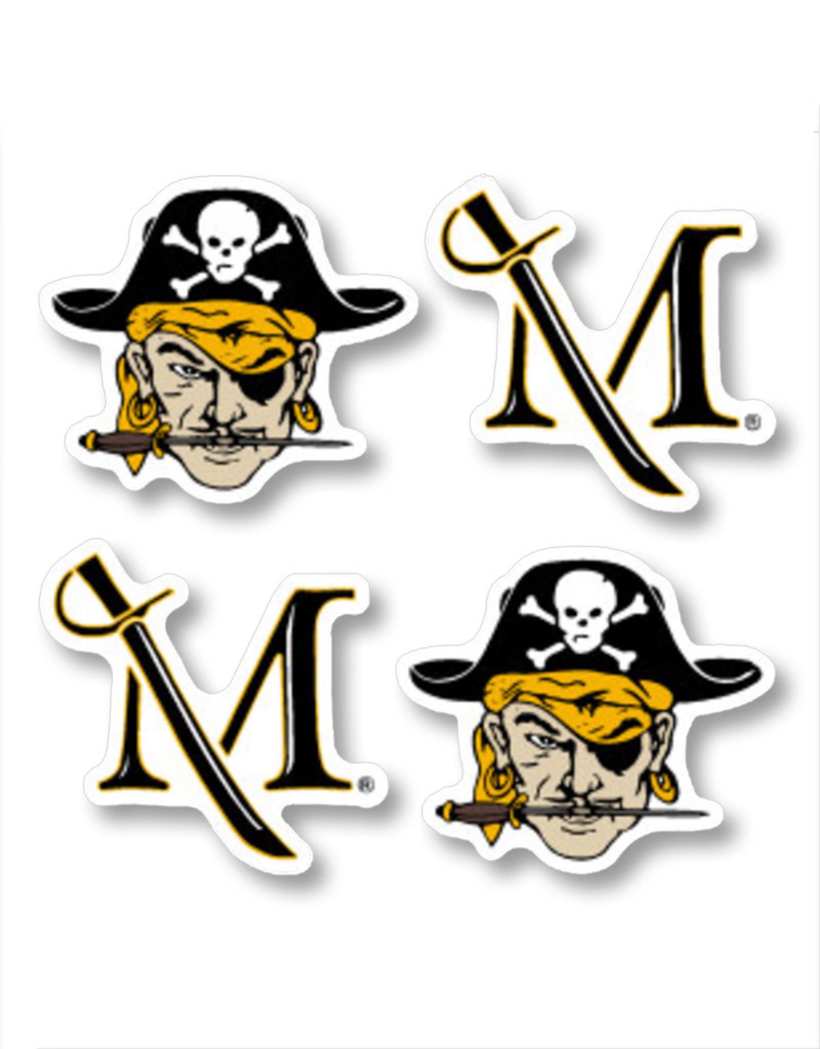 Logo And Mascot Mini Magnets