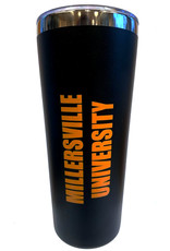 Vacuum Insulated Travel Tumbler  w/ Straw