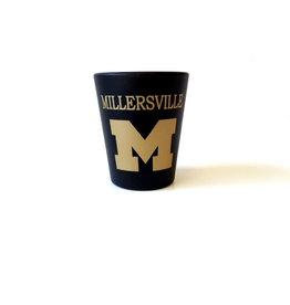 """Bold """"M"""" Shot Glass-Sale!"""