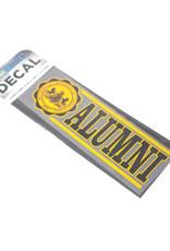 Alumni Scallop Seal Decal