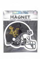M Sword Football Magnet