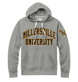 League Victory Grey Stadium Hood